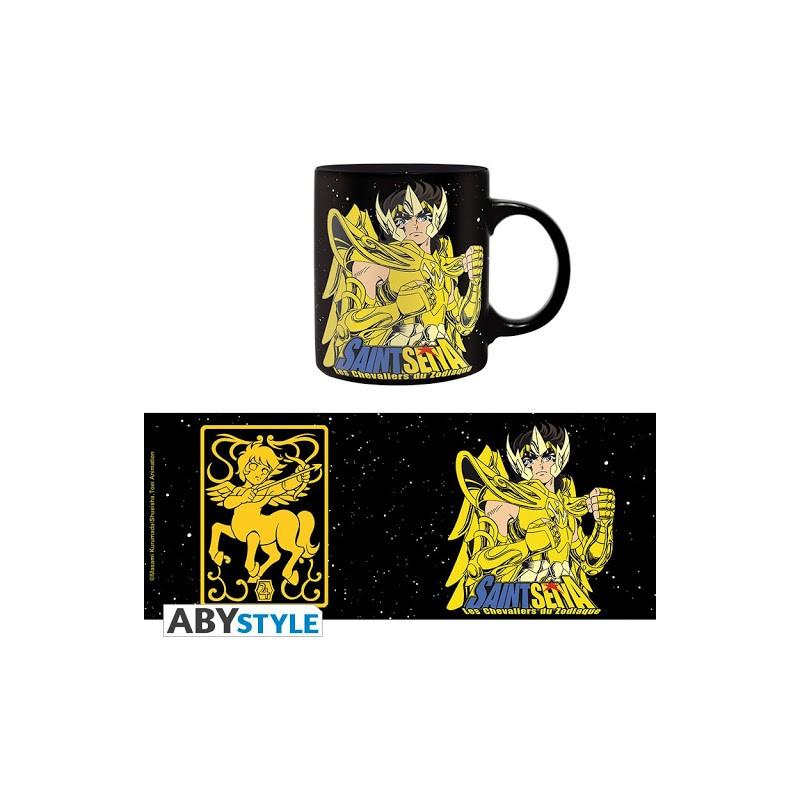 MUG SAINT SEIYA SAGITTARIUS 320ML - Mugs au prix de 9,95€