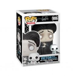 POP LES NOCES FUNEBRES 986 VICTOR WITH SCRAMPS - Figurines POP au prix de 14,95€