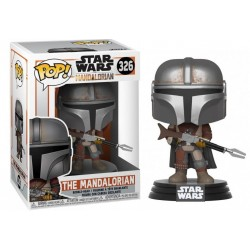 POP STAR WARS 326 THE MANDALORIAN - Figurines POP au prix de 14,95€