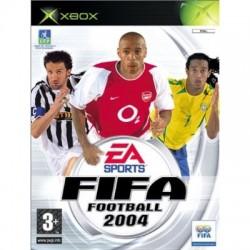 XB FIFA 2004 - Jeux Xbox au prix de 1,95€