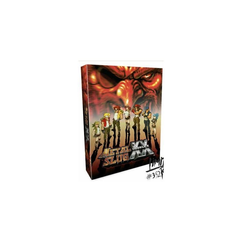 PS4 METAL SLUG XX COLLECTOR (LIMITED RUN) - Jeux PS4 au prix de 99,95€