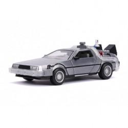 REPLIQUE RETOUR VERS LE FUTUR 2 DELOREAN - Figurines au prix de 34,95€