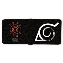 PORTEFEUILLE NARUTO KONOHA - Portefeuilles au prix de 14,95€