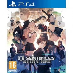 PS4 13 SENTINELS AEGIS RIM OCC - Jeux PS4 au prix de 29,95€