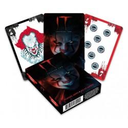 JEU DE CARTE IT CHAPITRE 2 52 CARTES - Cartes à collectionner ou jouer au prix de 6,95€