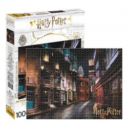 PUZZLE HARRY POTTER DIAGON ALLEY 1000 P - Puzzles & Jouets au prix de 17,95 €