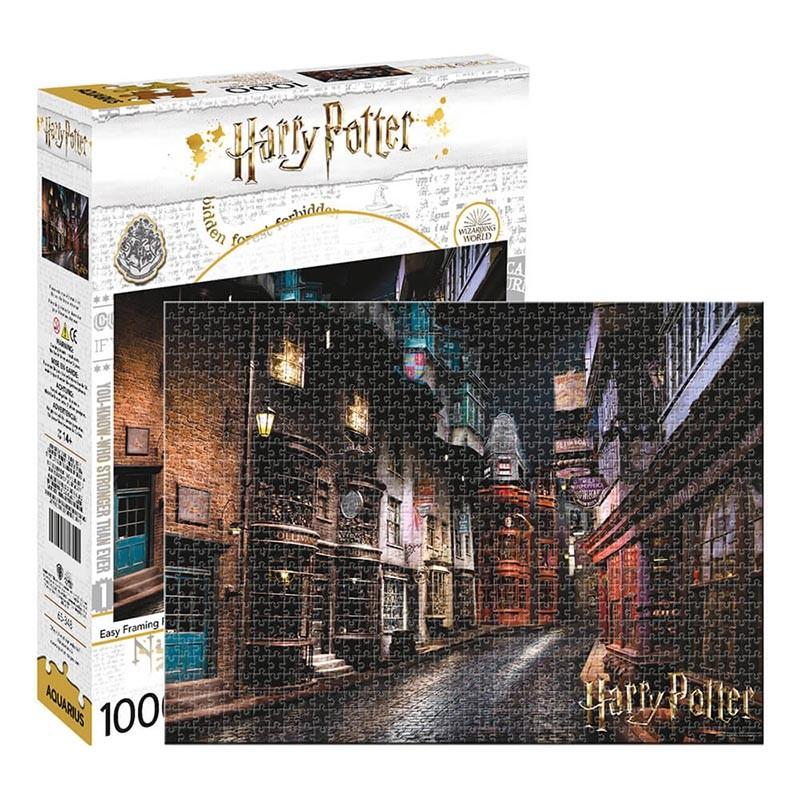 PUZZLE HARRY POTTER DIAGON ALLEY 1000 P - Puzzles & Jouets au prix de 17,95€