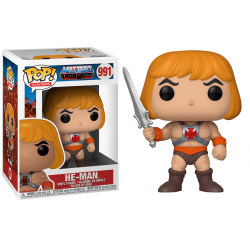 POP MASTERS OF THE UNIVERSE 991 HE- MAN - Figurines POP au prix de 14,95 €