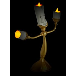 LAMPE DISNEY BELLE ET LA BETE LUMIERE 24X32CM - Lampes Décor au prix de 39,95€