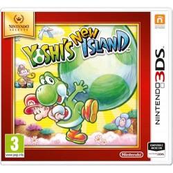 3DS YOSHIS NEW ISLAND (SELECTS) - Jeux 3DS au prix de 12,95€