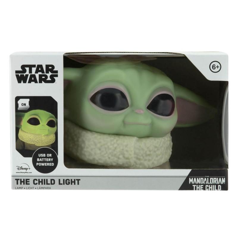 LAMPE THE MANDALORIAN THE CHILD - Lampes Décor au prix de 29,95€