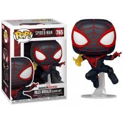 POP SPIDER MAN 765 MILES MORALES CLASSIC SUIT - Figurines POP au prix de 14,95€