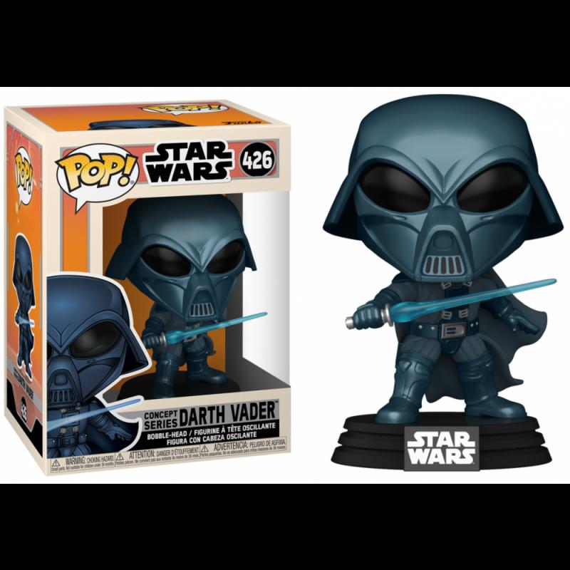 POP STAR WARS 426 CONCEPT DARK VADOR - Figurines POP au prix de 14,95€