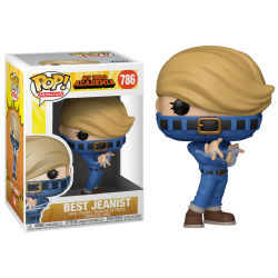 POP MY HERO ACADEMIA 786 BEST JEANIST - Figurines POP au prix de 14,95 €