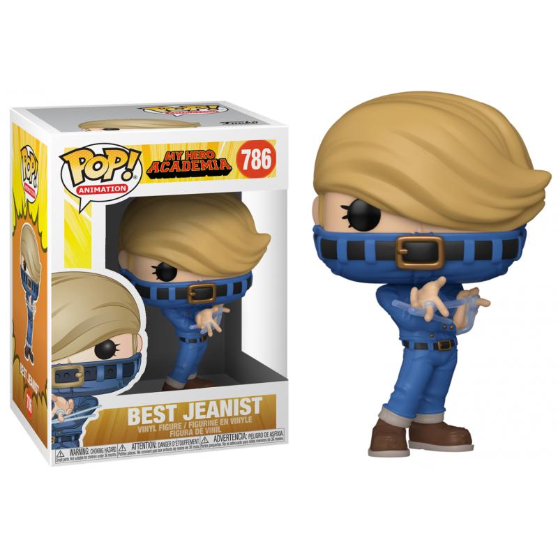 POP MY HERO ACADEMIA 786 BEST JEANIST - Figurines POP au prix de 14,95€