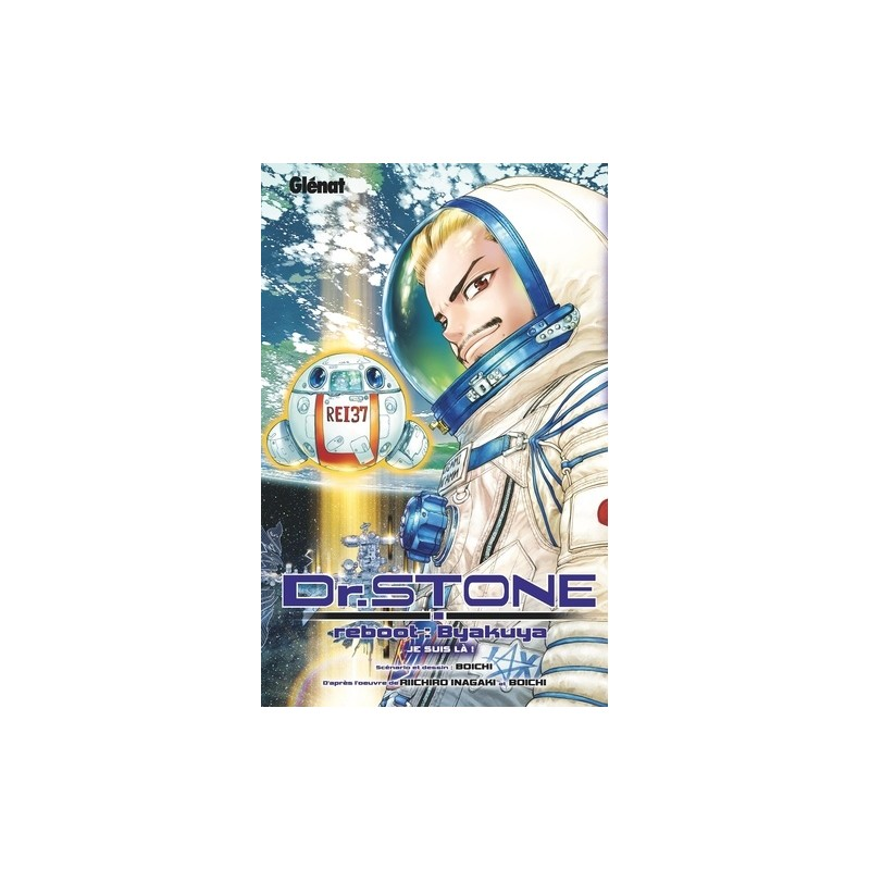 DR STONE REBOOT BYAKUYA - Manga au prix de 6,90€