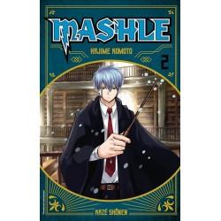 MASHLE T02 - Manga au prix de 6,99€