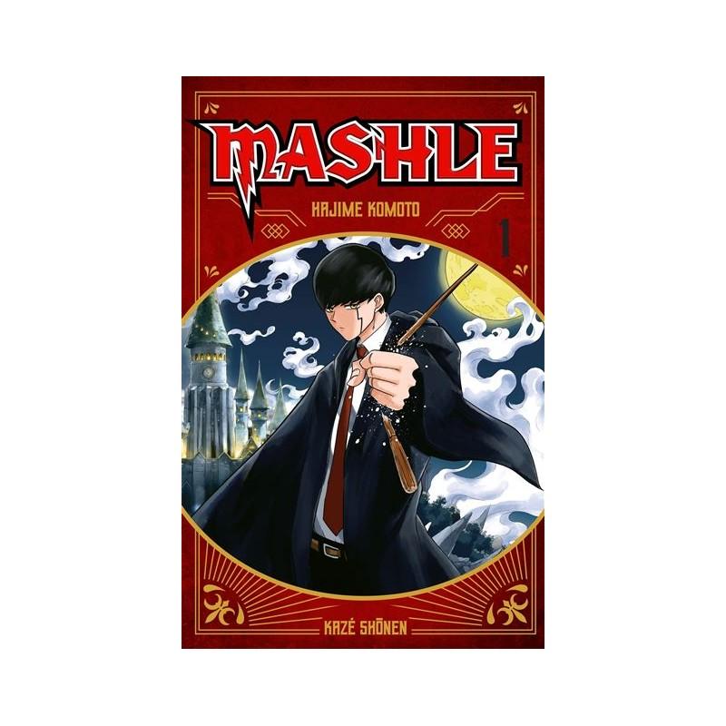 MASHLE T01 - Manga au prix de 6,99€