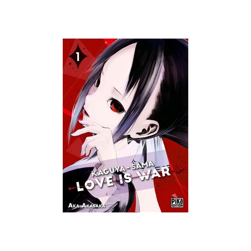 KAGUYA SAMA LOVE IS WAR T01 - Manga au prix de 7,20€