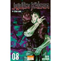 JUJUTSU KAISEN T08 - Manga au prix de 6,90€