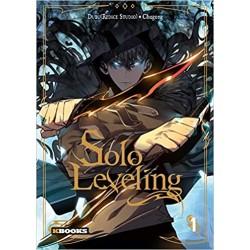 SOLO LEVELING T01 - Manga au prix de 14,95€