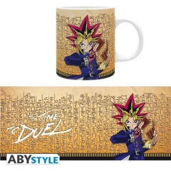MUG YU GI OH IT S TIME TO DUEL 320ML - Mugs au prix de 9,95€