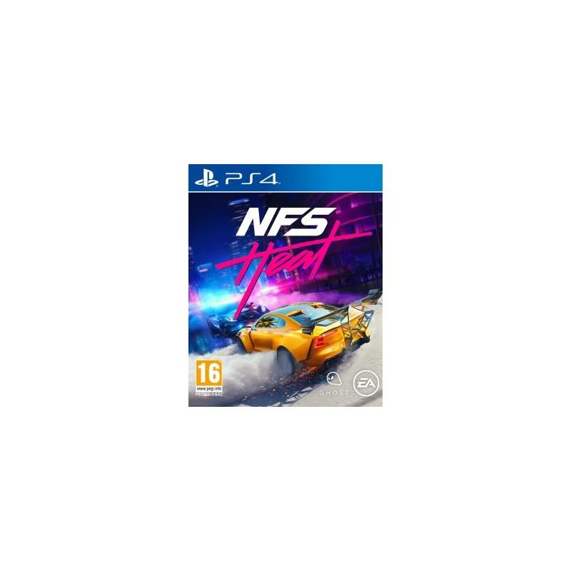 PS4 NEED FOR SPEED HEAT OCC - Jeux PS4 au prix de 19,95€