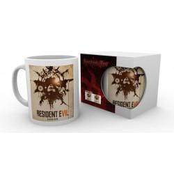 MUG RESIDENT EVIL VIII TALISMAN 315ML - Mugs au prix de 9,95€