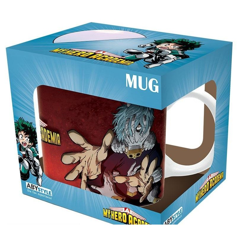 MUG MY HERO ACADEMIA VERSUS 320ML - Mugs au prix de 9,95€