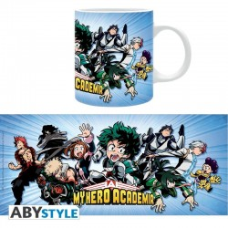 MUG MY HERO ACADEMIA HEROES 320ML - Mugs au prix de 9,95€