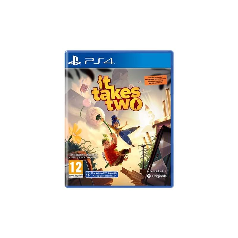 PS4 IT TAKES TWO - Jeux PS4 au prix de 39,95€