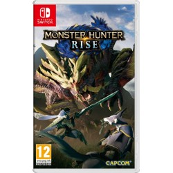 SWITCH MONSTER HUNTER RISE - Jeux Switch au prix de 59,95 €