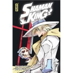 SHAMAN KING STAR EDITION T07 - Manga au prix de 9,90€