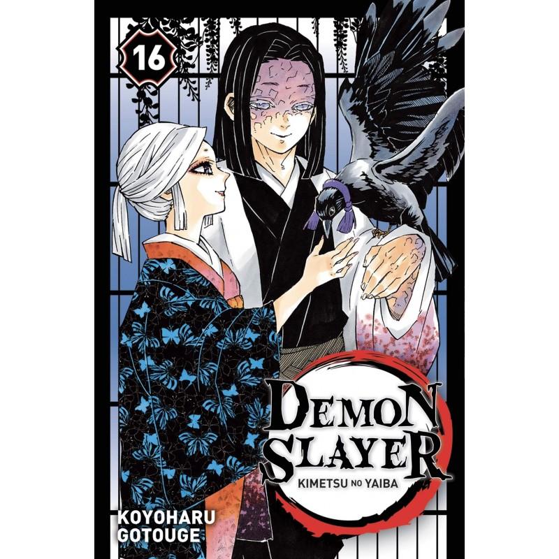 DEMON SLAYER T16 - Manga au prix de 6,99€