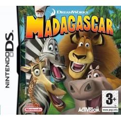 DS MADAGASCAR - Jeux DS au prix de 6,95€
