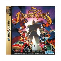 SAT FIGHTING VIPERS (IMPORT JAP) - Jeux Saturn au prix de 7,95€