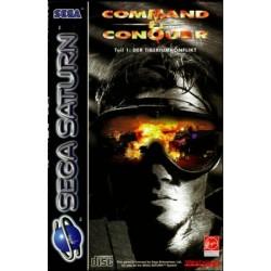 SAT COMMAND AND CONQUER - Jeux Saturn au prix de 9,95€