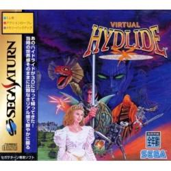 SAT VIRTUAL HYDLIDE (IMPORT JAP) - Jeux Saturn au prix de 7,95€