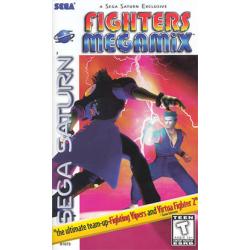 SAT FIGHTERS MEGAMIX (SANS NOTICE) - Jeux Saturn au prix de 14,95€
