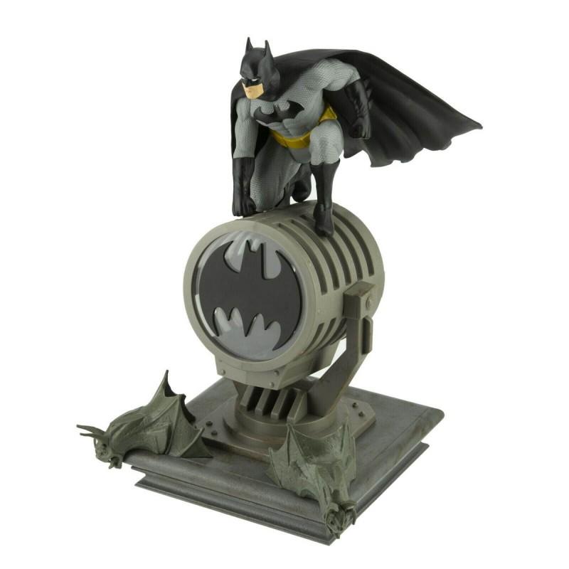 LAMPE DC BATMAN BAT SIGNAL - Lampes Décor au prix de 49,95€