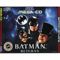 MCD BATMAN RETURNS (NEUF) - Mega-CD au prix de 79,95€