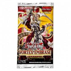 BOOSTER YU GI OH VORTEX EMBRASE - Cartes à collectionner ou jouer au prix de 5,00€