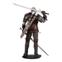 FIGURINE THE WITCHER MCFARLANE TOYS GERALT DE RIVE 18CM - Figurines au prix de 29,95€
