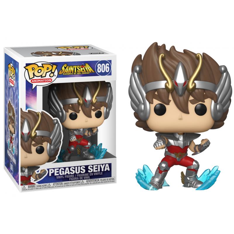 POP SAINT SEIYA 806 PEGASUS SEIYA - Figurines POP au prix de 14,95€