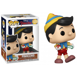 POP DISNEY PINOCCHIO 1029 PINOCCHIO - Figurines POP au prix de 14,95 €