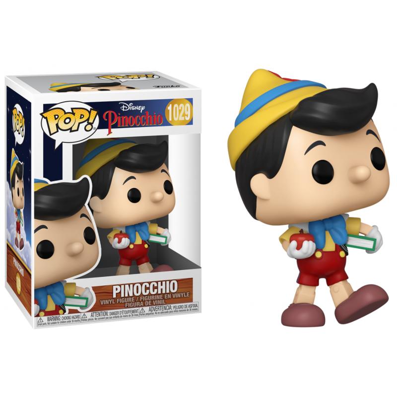 POP DISNEY PINOCCHIO 1029 PINOCCHIO - Figurines POP au prix de 14,95€