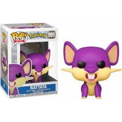 POP POKEMON 595 RATTATA - Figurines POP au prix de 19,95 €