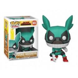 POP MY HERO ACADEMIA 603 DEKU WITH HELMET - Figurines POP au prix de 14,95€
