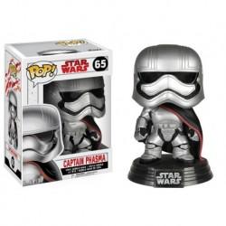 POP STAR WARS 65 CAPITAINE PHASMA - Figurines POP au prix de 14,95€
