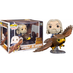 POP LORD OF THE RINGS 72 GANDALF ON GWAIHIR - Figurines POP au prix de 29,95 €